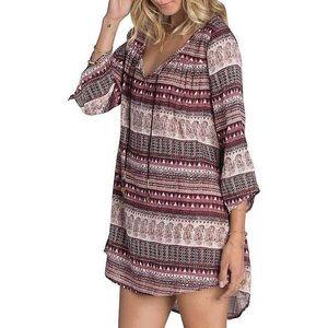 Billabong Boho Beach Dress